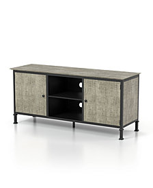 Furniture of America Terrenst Multi-Storage TV Stand