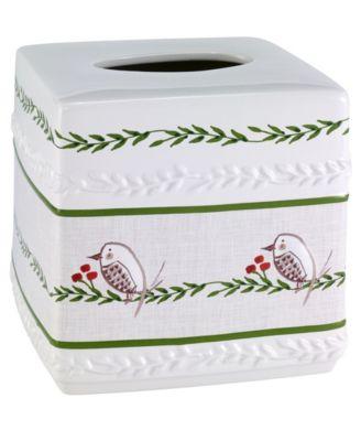 Dena Home Evergreen Tissue Cover