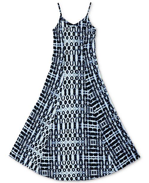 Inc International Concepts Inc Petite Printed Maxi Dress Created For Macy S Reviews Dresses Petites Macy S