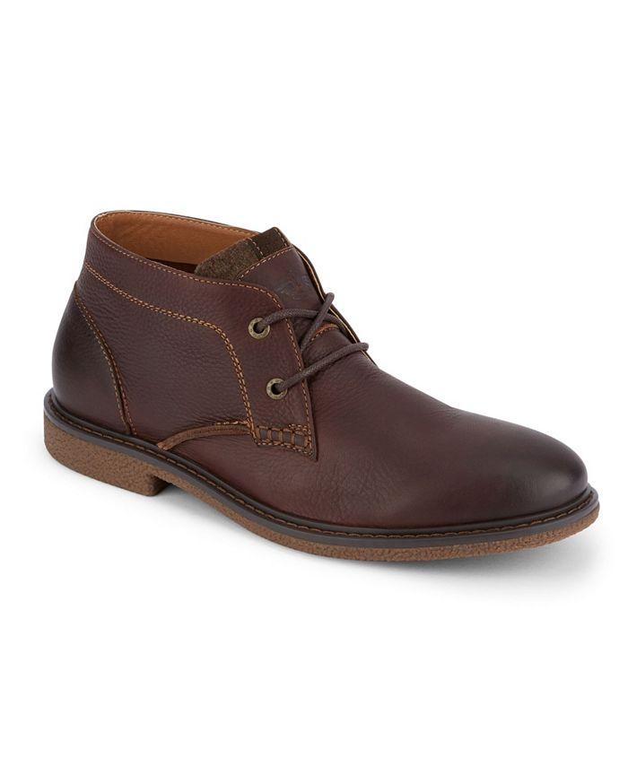 Dockers - Men's Greyson Dress Casual Chukka Boots