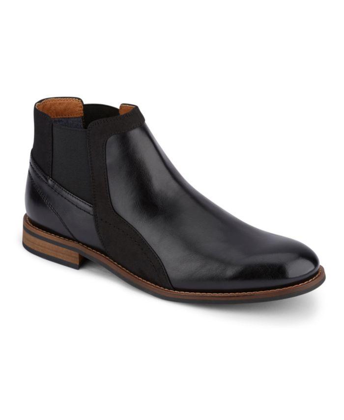 Dockers Men's Britton Dress Boot & Reviews - All Men's Shoes - Men - Macy's