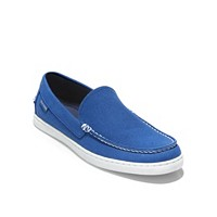 Cole Haan Nantucket Venetian II Men's Loafers (True Blue)