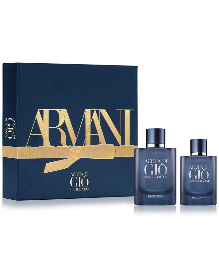 Giorgio Armani - Men's 2-Pc. Acqua di Giò Profondo Gift Set