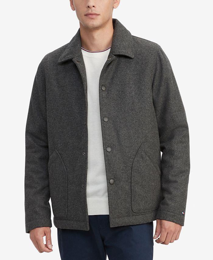 Tommy Hilfiger - Men's Toby Classic-Fit Barn Jacket