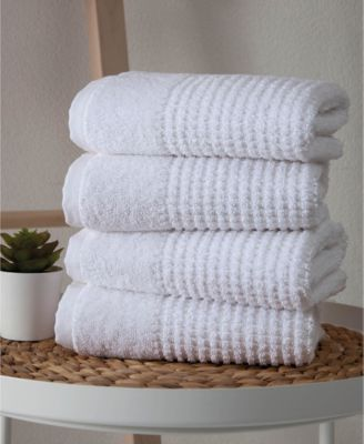 Sorano Collection Hand Towels 4-Pack