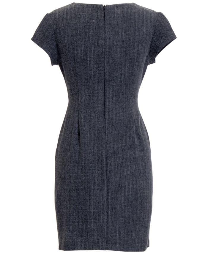 Connected Petite Colorblocked Sheath Dress  & Reviews - Dresses - Petites - Macy's