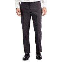 Perry Ellis Men's Portfolio Modern Fit Plaid Performance Pants