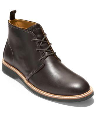Cole Haan Men's Morris Chukka Boots