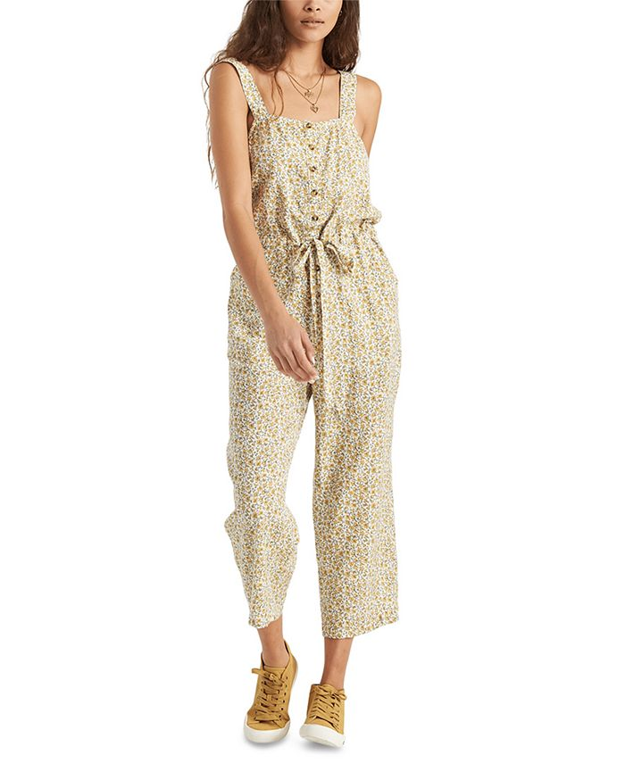 Billabong - Juniors' Printed Jumpsuit