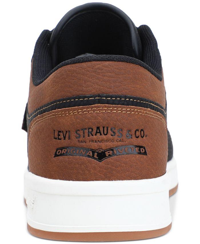 Levi's Men's 520 Low-Top Basketball Sneakers & Reviews - All Men's Shoes - Men - Macy's