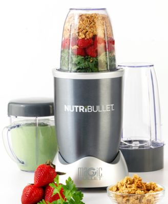 Difference Between Nutriblet And Nutribullet Rx