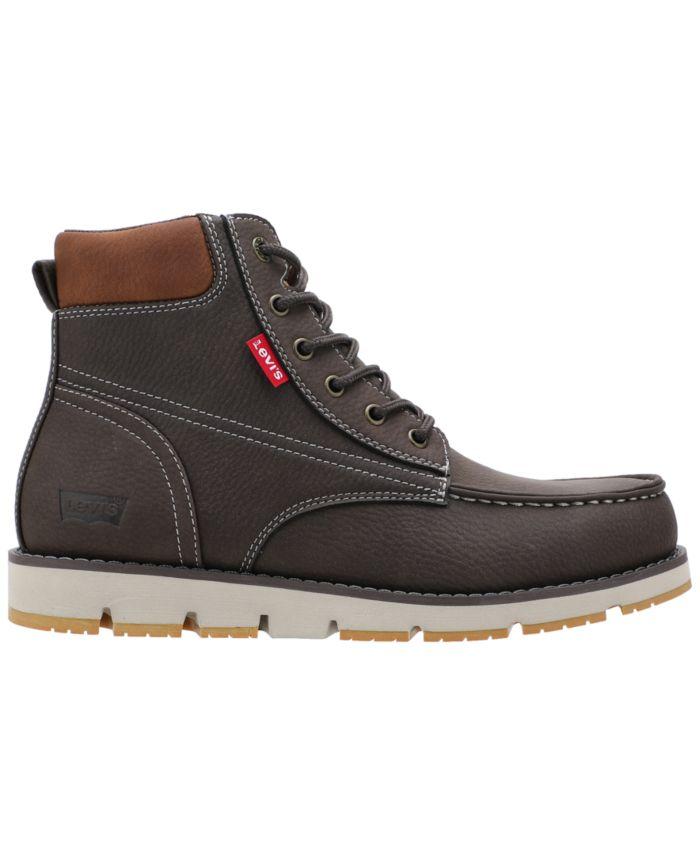 Levi's Men's Dean Boots  & Reviews - All Men's Shoes - Men - Macy's