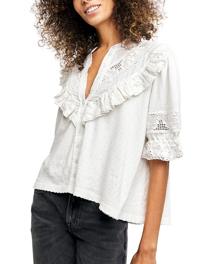 Free People - Walk In The Park Top