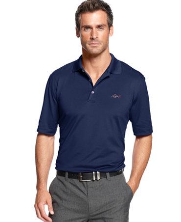 greg norman for tasso elba big and tall golf shirt 5 iron