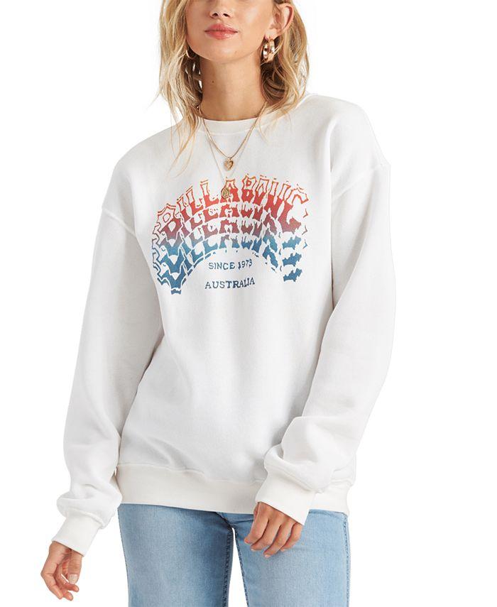 Billabong - Juniors' Long-Sleeve Sweatshirt