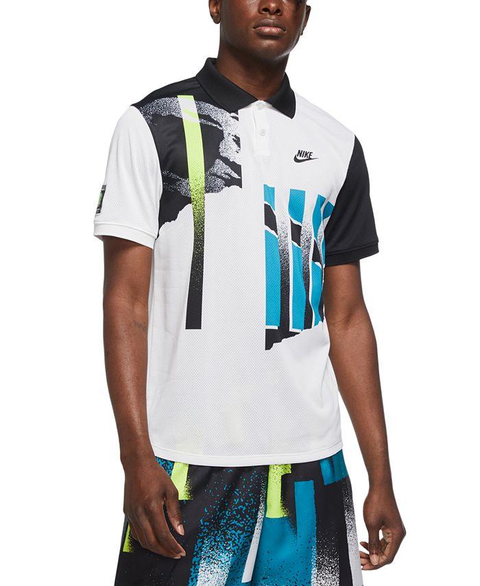 Nike Men's NikeCourt Advantage Polo Shirt & Reviews - Activewear ...