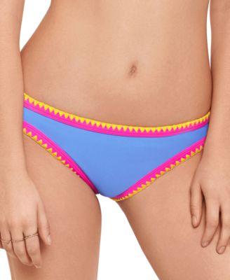 Stitched Colorblocked Bikini Bottom, Created for Macy's