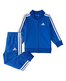adidas Baby Boys Classic Track Jacket & Jogger Set