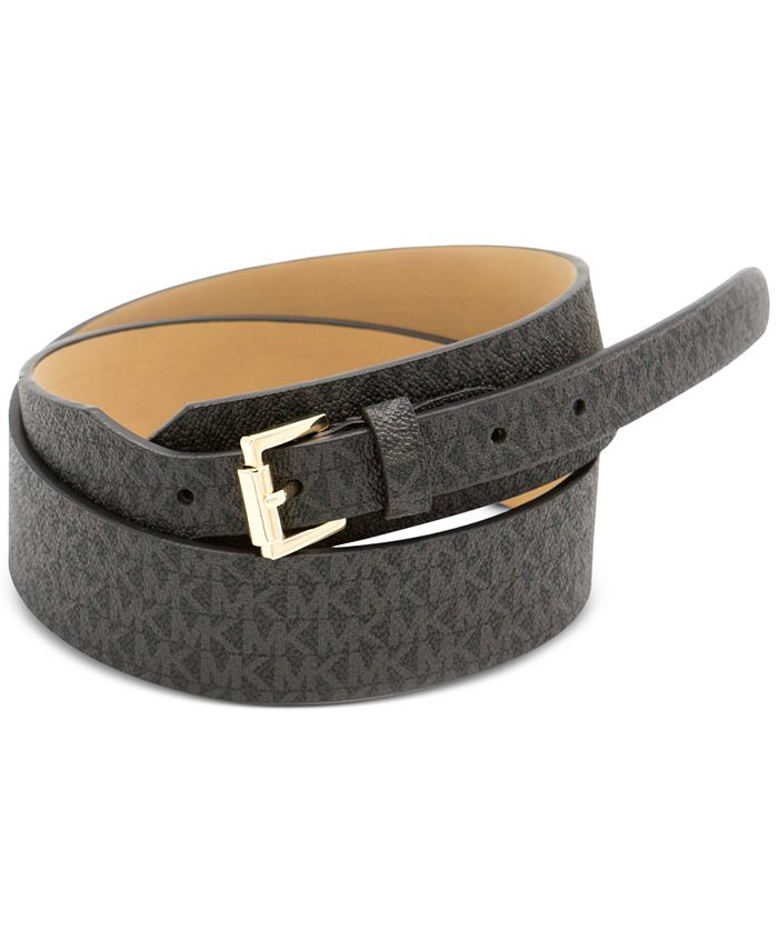 Michael Kors - 2 FOR 1 DOUBLE WRAP BELT