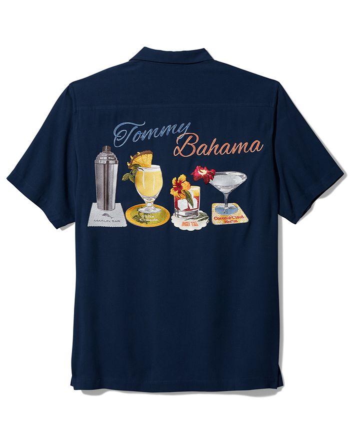 Tommy Bahama - Men's Marlin Bar Silk Shirt