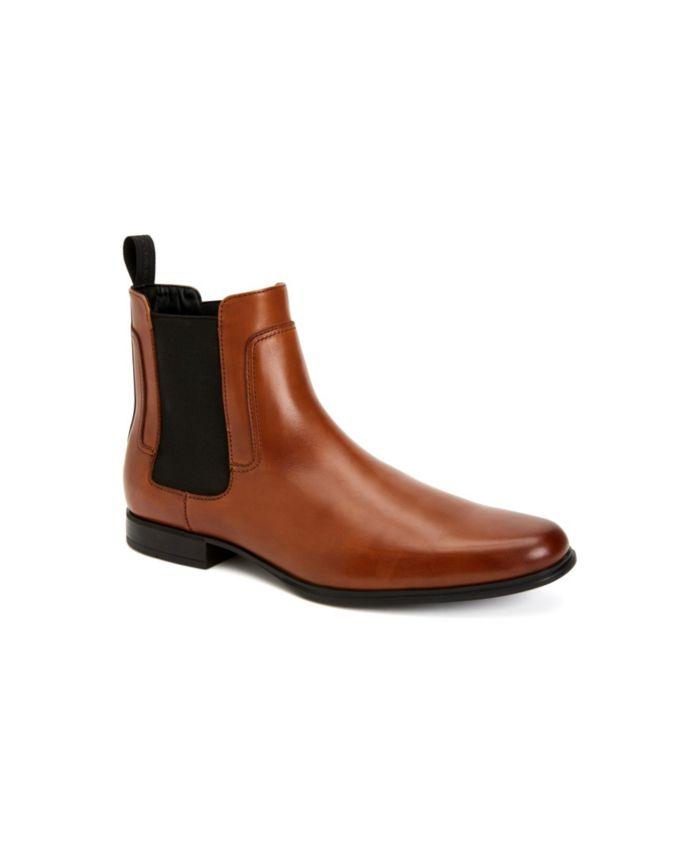 Calvin Klein Men's Declan Chelsea Boot & Reviews - All Men's Shoes - Men - Macy's