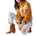 Free People Alpine Pullover Sweater
