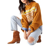 Free People Alpine Pullover Sweater (various colors)