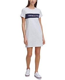 Tommy Hilfiger Sport Graphic T-Shirt Dress