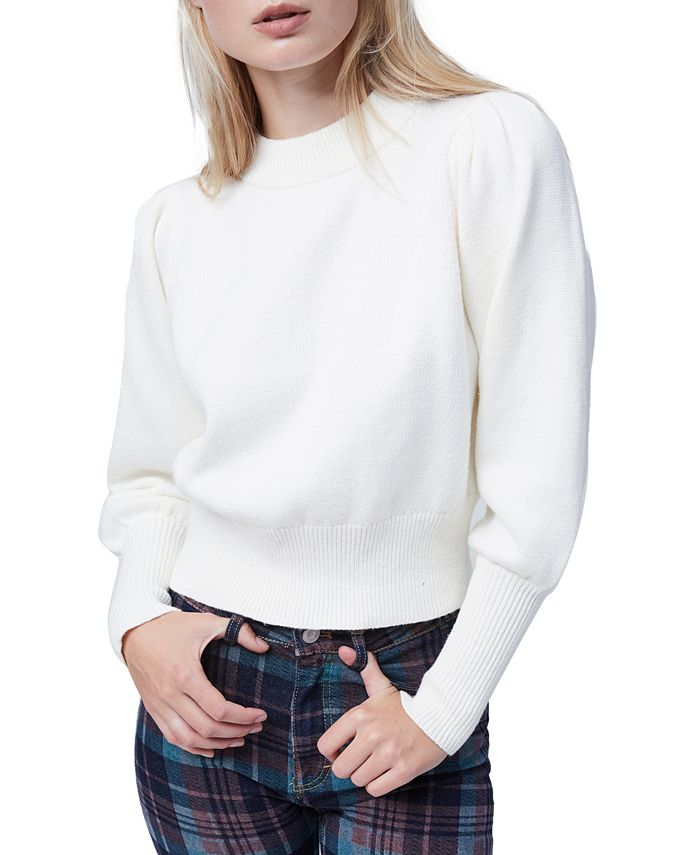 French Connection - Puff-Sleeve Sweater