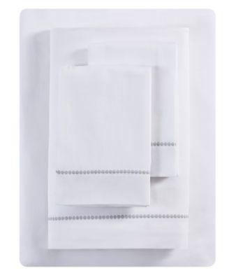 Simple Dot 4 Piece Sheet Set, Queen