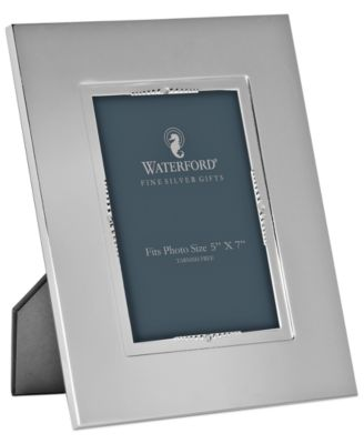 "Waterford Lismore Bead 5"" x 7"" Picture Frame"