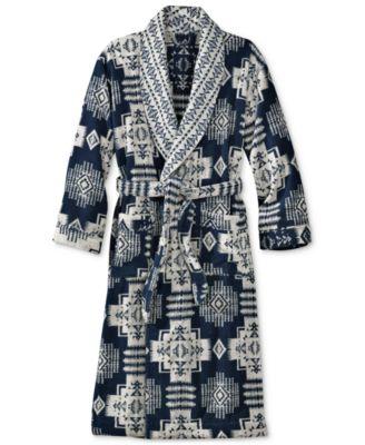 Pendleton Bath Robe, Chief Joseph Patterned Robe