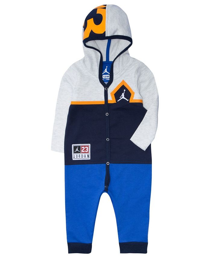 Jordan - Baby Boys Footed Coverall
