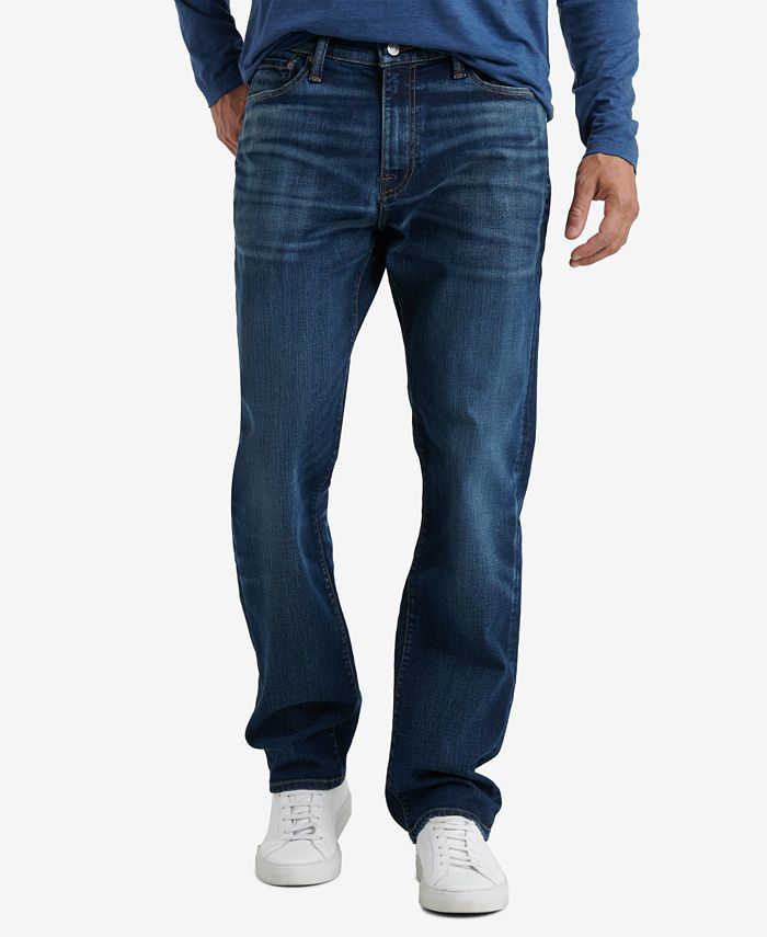 Lucky Brand - Men's 223 Harrison Straight Fit Jeans