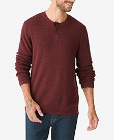 Lucky Brand Men's Welterweight Henley Sweater