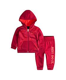 Nike Baby Boys Therma Hoodie and Pants Set