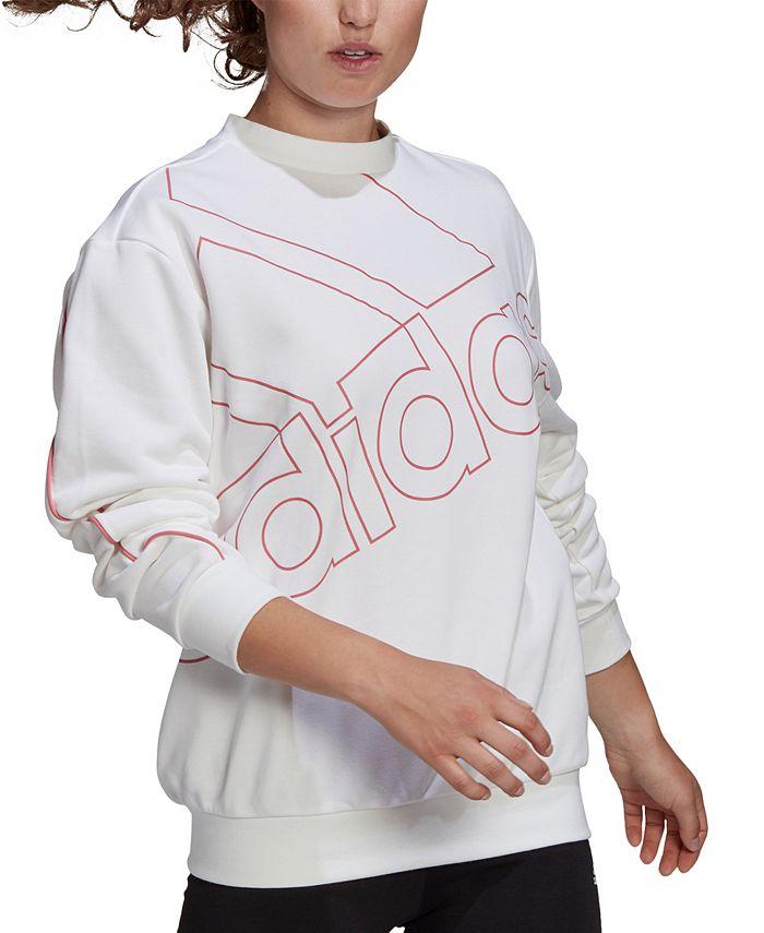 adidas - Big-Logo Sweatshirt