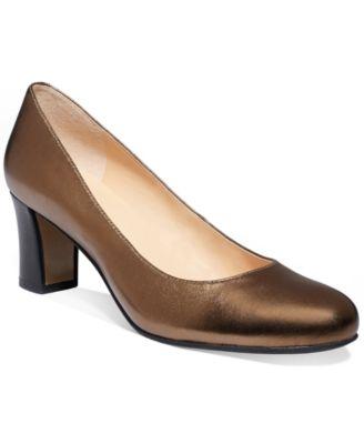 Cole Haan Women39;s Edie Low Pumps  Shoes  Macy39;s