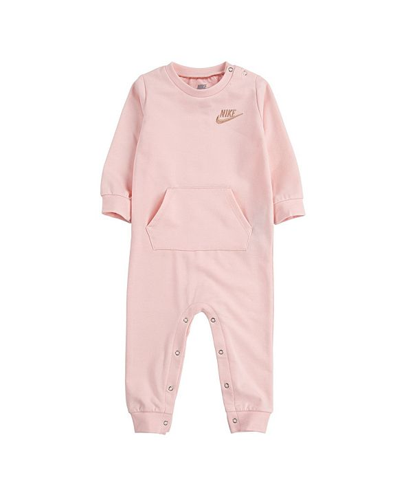 Nike Baby Girls Coverall