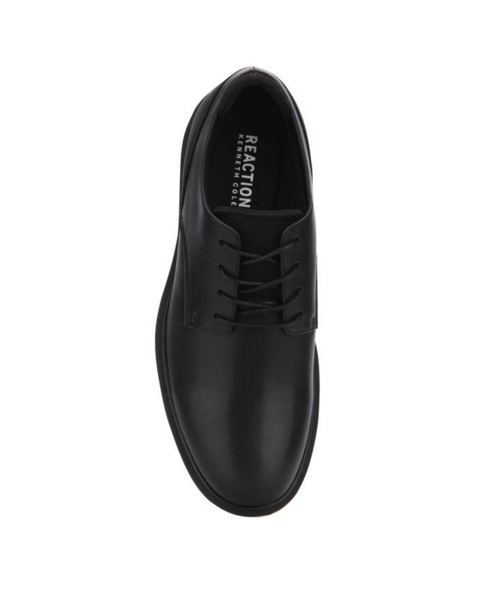Kenneth Cole Reaction Men's Casino Flex Lace Up Oxford Shoes & Reviews - All Men's Shoes - Men - Macy's