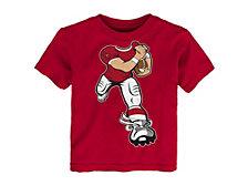 Outerstuff Louisville Cardinals Toddler Yard Rush T-Shirt