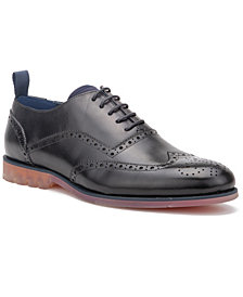 Vintage Foundry Co Men's Topher Wingtip Shoe