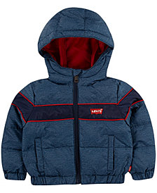 Levi's Baby Boys or Girls Colorblock Puffer