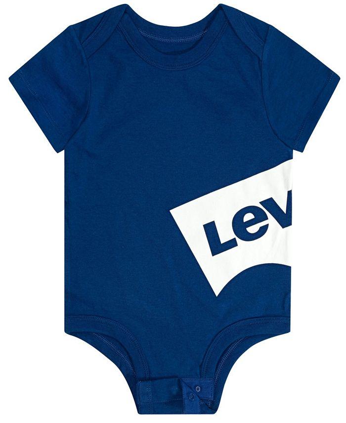 Levi's - Baby Boys Graphic Bodysuit