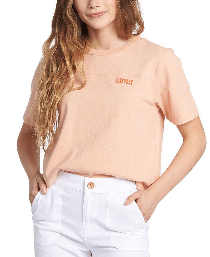 Roxy - Juniors' Aloha Adventure Cotton T-Shirt