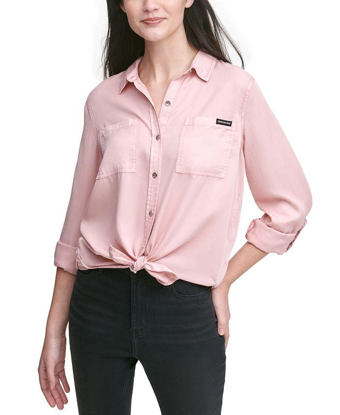 Calvin Klein Jeans - Utility Shirt