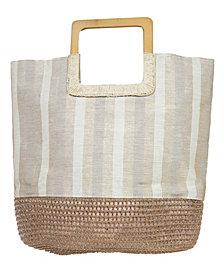 Area Stars Women's Square Handle Tote Bag