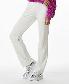 Juicy Couture Women's Long Velour Pant