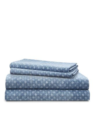 Diamond Sheeting, Set of 2 Standard Pillowcases