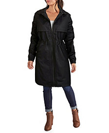 Kenneth Cole Women's Rain Coat